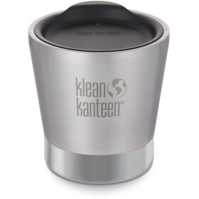 Klean Kanteen Tumbler Vacuum Insulated Drinkfles 237ml zilver